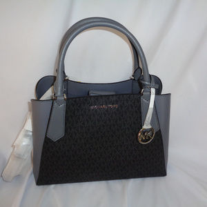MICHAEL KORS KIMBERLY LARGE EW SATCHEL